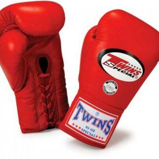 Twins bgll 1 rood bokshandschoenen