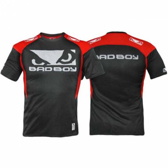 Bad Boy RASH PERFORMANCE BLACK:RED
