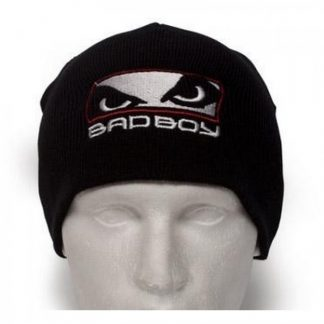 Bad Boy Team Eyes Beanie Black