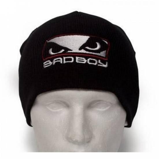 Bad Boy Team Eyes Beanie Black