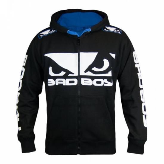Bad Boy WALK IN HOODIE 2.0 BLACK:BLUE