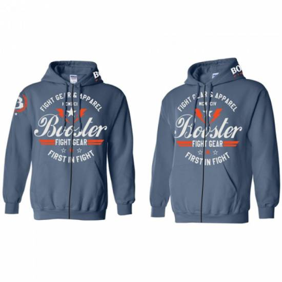 Booster FIRST IN FIGHT HOODIE