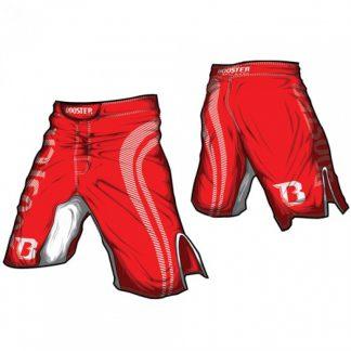 Booster MMA broek rood