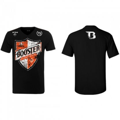 Booster SHIELD TEE BLACK