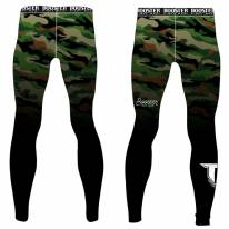Booster SPATS CAMO