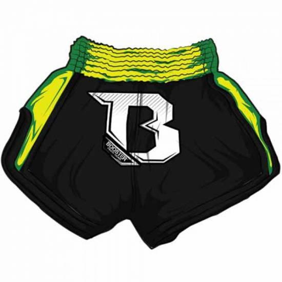 Booster TBS AIR BLACK:NEON GREEN