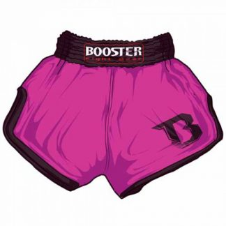 Booster TBS RETRO V2 PINK:BLACK