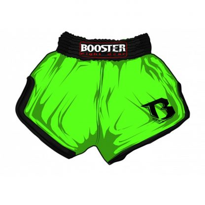 Booster TBS Retro Green 1