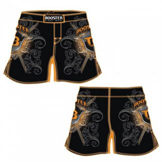 Booster broek MMA PRO 16 SHIELD ORANGE