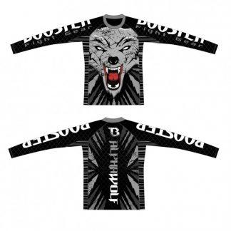 Booster rashguard RG LS Alpha Wolf