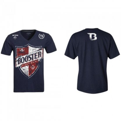 Booster shield_tee_blue