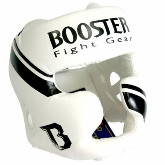 Booster headgear BHG 1 WHITE hoofdbescherming