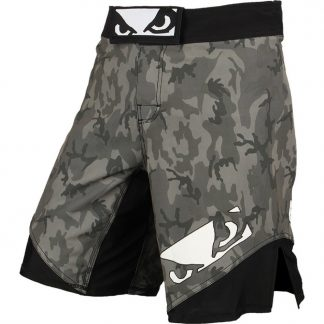 Bad Boy Camo MMA shorts