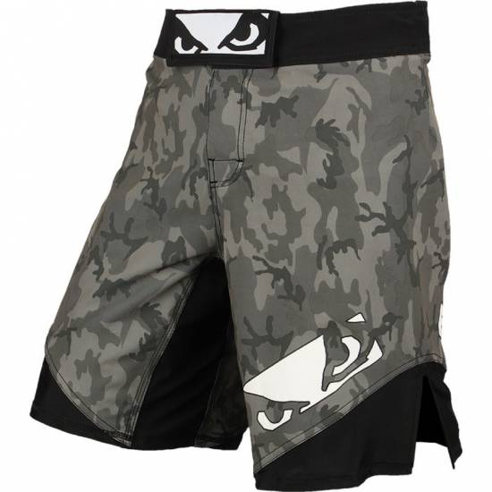Bad Boy Camo MMA shorts