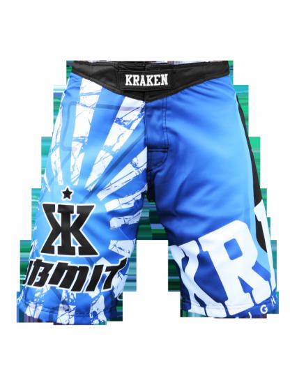 Kraken Wear SFX BLUE RIS1NG MMA broek