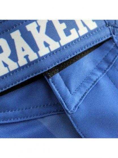 Kraken Wear SFX WANNAGETFREE Blauw MMA broek
