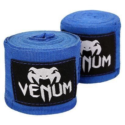 Venum Kontact bandage 400cm Blauw