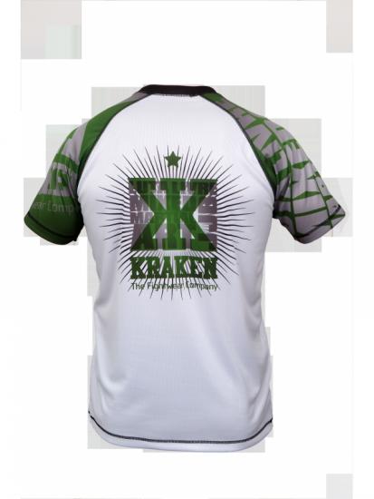 Xpert Dry Mix Green MMA shirt