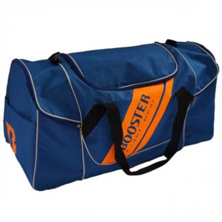 Booster Team Duffel Bag Blauw Neon Oranje