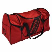 Booster Team Duffel Bag Rood Zwart