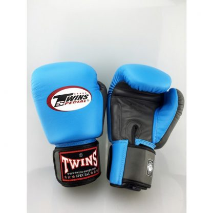 Twins Special BGVL 3 Grijs Blauw bokshandschoenen