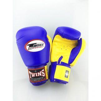 Twins Special BGVL blauw geel bokshandschoenen