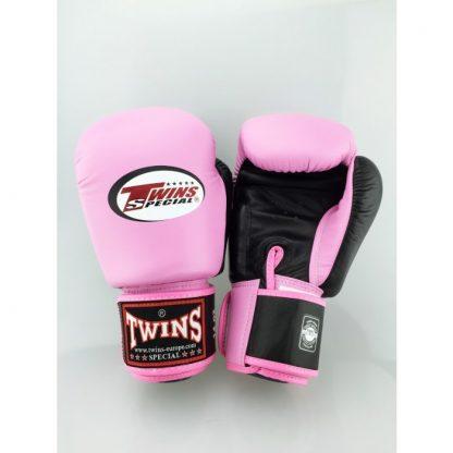 Twins Special BGVL zwart roze bokshandschoenen