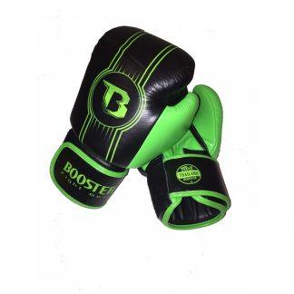 Booster PRO RANGE BGL 1 V6 zwart/groene bokshandschoenen