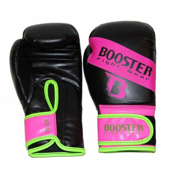 Booster Girls neon blast 1