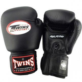 Twins BGVL air zwart bokshandschoenen