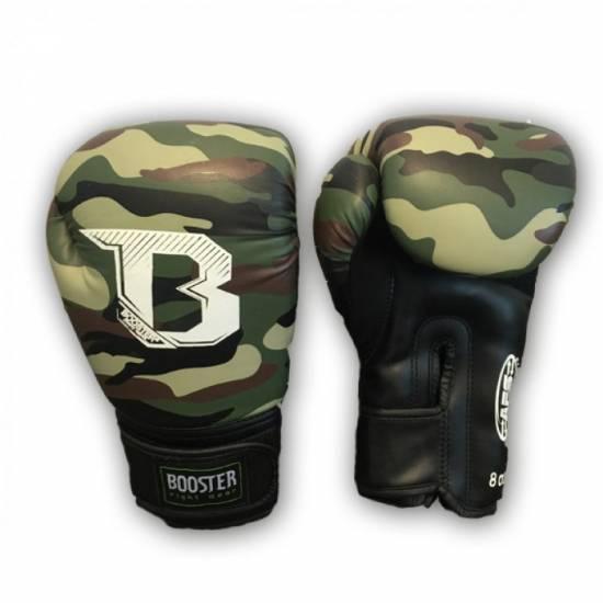 Booster BG youth - Bolkshandschoenen legerprint jeugd